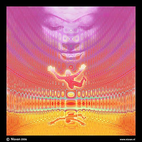 Ayahuasca Visions: Shamanic Psychedelic Visionary Art, Nisvan Gallery | Third Monk image 8