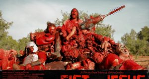 Fist of Jesus - Gory and Hilarious Zombie Short Film (Video) | Third Monk image 1