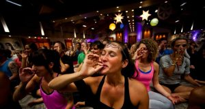 Getting High During Yoga Is An Ancient Practice | Third Monk image 1