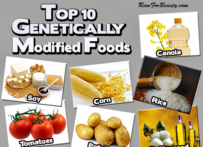 GMO Foods to Avoid - Say No to Monsanto!   Third Monk image 12