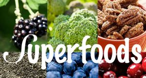 Superfoods Experiment - Nutrient Dense Food Chart | Third Monk