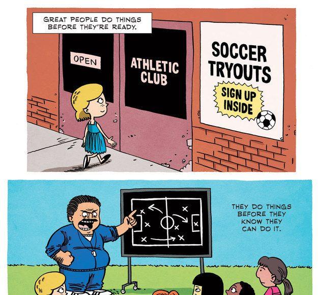 Failure is a Gift - Amy Poehler, Zen Pencils (Comic Strip)   Third Monk image 1