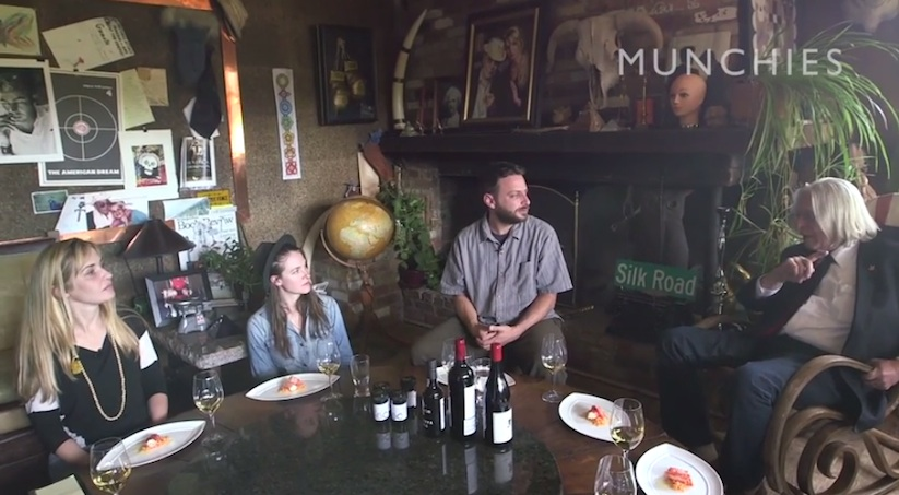 A Gourmet Cannabis Dinner Celebration at Hunter S. Thompson's Ranch (Video)   Third Monk image 2