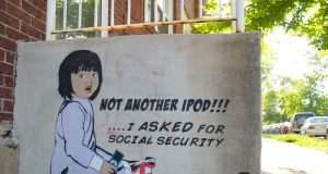 Vinchen: Social Commentary From Ohio's Best Street Artist (Art Gallery) | Third Monk image 21