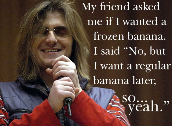 Mitch Hedberg - Stoner Jokes and Quotes (Photo Gallery) | Third Monk image 1