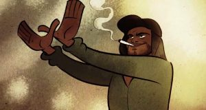 Story Time with Method Man, Animation (Video) | Third Monk image 1
