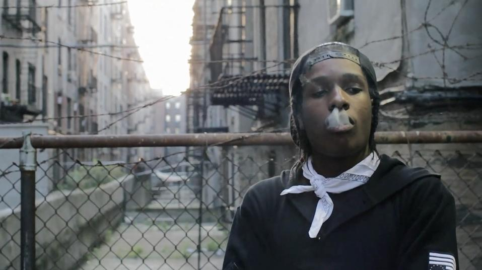 A$AP Rocky: SVDDXNLY - VICE Documentary (Video)   Third Monk image 2